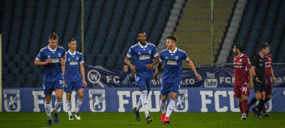 FC U Craiova si-a gasit antrenor! Pe cine mizeaza liderul Ligii a 2-a in lupta pentru promovare
