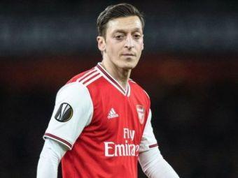 Mesut Ozil scapa de chinul ARSENAL! Cel mai bine platit jucator al 'tunarilor' a inceput deja negocierile: la ce SUPER ECHIPA poate ajunge in ianuarie