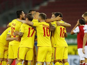 """Fanii echipei nationale au decis! Acesta este cel mai frumos gol marcat de """"tricolori"""" in 2020! VIDEO cu reusita SUPERBA care i-a impresionat"""