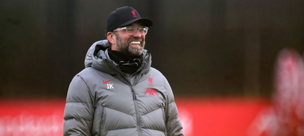 Nu se pricepe doar la fotbal! Jurgen Klopp le-a facut un cadou MUZICAL de Craciun fanilor lui Liverpool! Cu ce hit i-a incantat