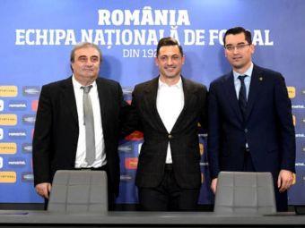Planul BOMBA pregatit de FRF! Cum vrea sa ii transforme in antrenori cu licenta PRO pe fotbalistii care au reprezentat Romania