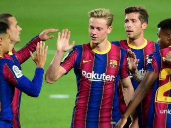 Fotbalistul care e in RAZBOI cu Koeman poate semna! Barcelona vrea sa-i ofere prelungirea, dar Manchester City este pe urmele lui! Despre cine e vorba