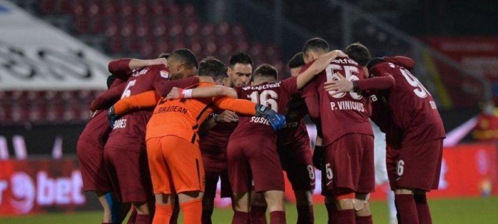 "CFR Cluj cedeaza doi fotbalisti la o echipa din Liga 1: ""Au batut palma!"" Toate detaliile mutarii"