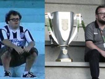 Cea mai tare POVESTE din fotbal! In 2012 era singurul fan al echipei, iar opt ani mai tarziu a castigat primul trofeu ca presedinte!