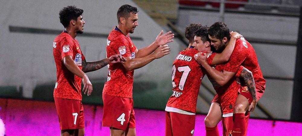 FCSB, mai tare ca Manchester City sau AS Roma! Pe ce loc sunt ros-albastrii in topul celor mai bune echipe din istoria Champions League