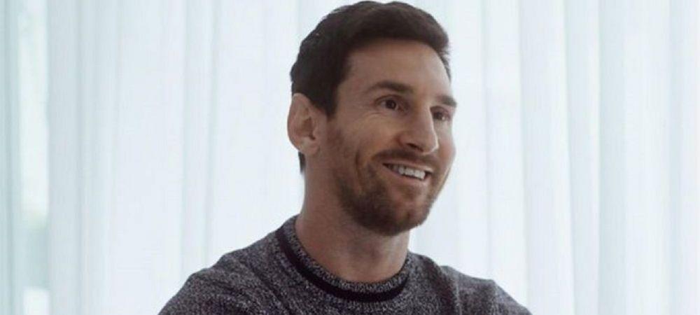 """Aproape plecat de pe Camp Nou in vara, Messi a facut declaratiile asteptate de toti fanii: """"Voi face doar ce e bine pentru club! Barcelona mi-a dat totul!"""""""