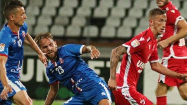"""Lovitura GREA pentru Dinamo! Un fotbalist de-al """"cainilor"""" s-ar fi inteles cu Universitatea Craiova! Contra s-ar fi implicat in acest transfer"""