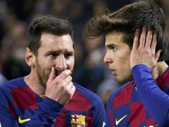 Fotbalistul care vrea sa plece de langa Messi! Milan a facut o oferta pentru un tanar important din echipa catalanilor!