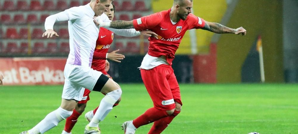 Alibec nu se adapteaza in Turcia! Atacantul poate REVENI in Liga 1 la una dintre echipele care se lupta pentru titlu