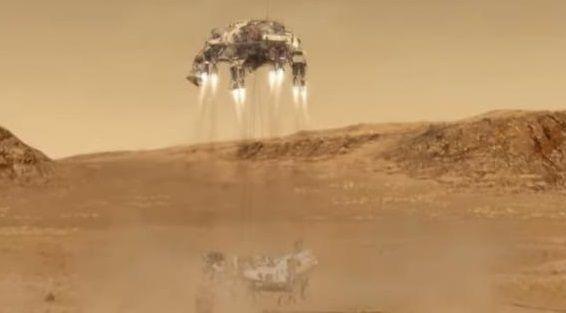 VIDEO Minute de TEROARE pe planeta Marte! Clipele DECISIVE in care totul poate fi DISTRUS in cateva secunde. Cand are loc MISIUNEA