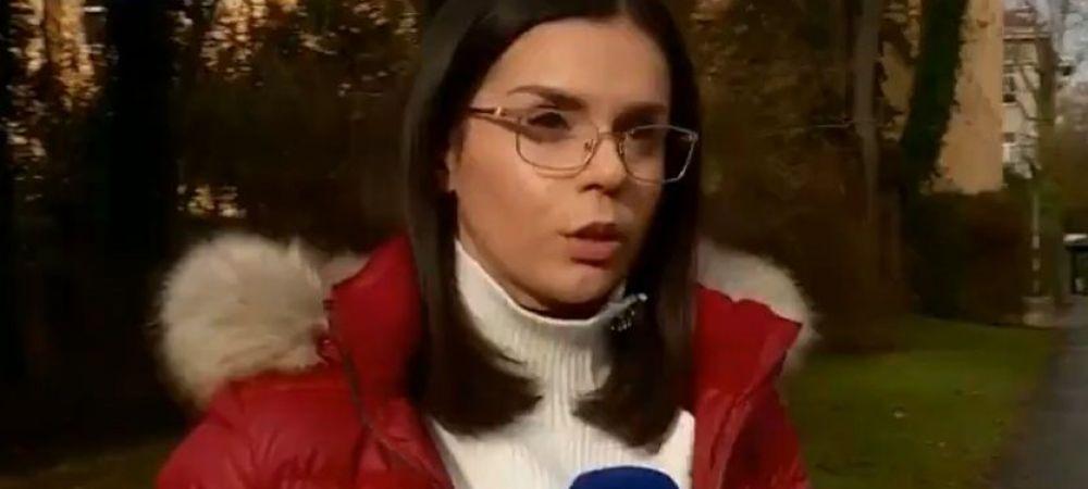 VIDEO Jurnalista care a transmis CUTREMURUL in direct. N-a stiut INCOTRO sa fuga atunci cand s-a ZGUDUIT pamantul