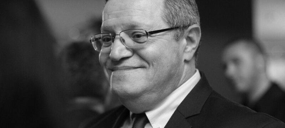 Adrian Ionescu, unul dintre cei mai vechi angajati ai LPF, a murit la 64 de ani