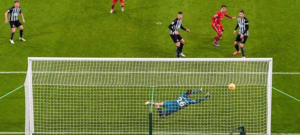ZIDUL din Premier League! :) Portarul care i-a INTERZIS lui Liverpool victoria in ultimul meci al anului viseaza la nationala! Super-interventii in fata lui Salah si Mane