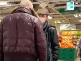 "VIDEO Cine e MILIARDARUL care a refuzat sa poarte masca in supermarket. A iesit scandal MONSTRU: ""Arestati-ma, dar asta nu fac!"""