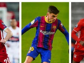 SURPRIZELE SEZONULUI in Champions League! Ei sunt pustii viitorului care au facut SENZATIE in acest sezon