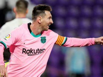 Chiar si in cel mai SLAB sezon, Messi a facut SPECTACOL! Cifrele INCREDIBILE ale starului Barcelonei si capitolul la care l-a depasit pe Ronaldo