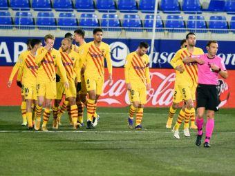 Barcelona, victorie la limita in deplasarea cu Huesca: 0-1! Juve, start de senzatie in noul an: 4-1 cu Udinese! City a castigat fara probleme cu Chelsea: 3-1