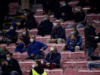 Fanii care se vaccineaza impotriva COVID-19vor putea sa mearga pe stadioane! Planul oficialilor din Serie A