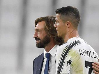 """Pirlo a ALES! Atacantul pe care Juventus vrea sa il aduca langa Ronaldo: """"Am vorbit deja cu conducerea!"""" Anuntul facut de antrenorul torinezilor"""