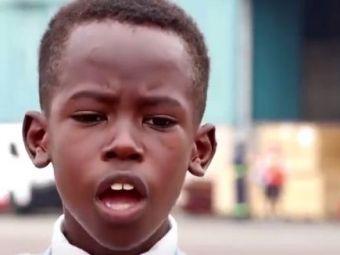VIDEO Nimeni n-a mai facut asta pana acum. Copilul MINUNE care a socat planeta. Incredibil ce-a invatat la 7 ani