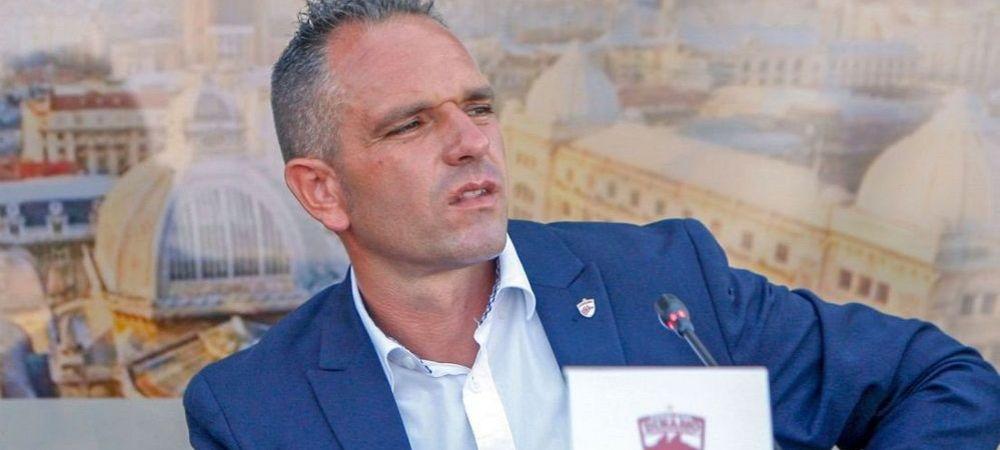 """Planul lui Cortacero a fost dezvaluit! """"Asa arata un patron tepar!"""" Ce ar fi vrut spaniolul sa faca la Dinamo inca de la sosirea in Romania"""