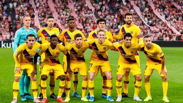"""Prima PLECARE de la Barcelona din iarna! Jucatorul la care Koeman a renuntat: """"A decis sa plece!"""" Cu ce club va semna"""