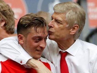 """FINALUL unei povesti de DRAGOSTE cu nabadai! :) Mesut Ozil pleaca de la Arsenal dupa 7 ani si merge sa se bata cu SUMUDICA si PETRESCU! Anunt de ULTIMA ORA: """"S-au inteles"""""""