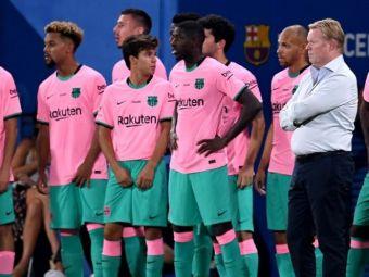 Viseaza frumos sa ajunga la Barcelona! Un campion de la Liverpool a refuzat oferta lui Klopp pentru ca este asteptat pe Camp Nou