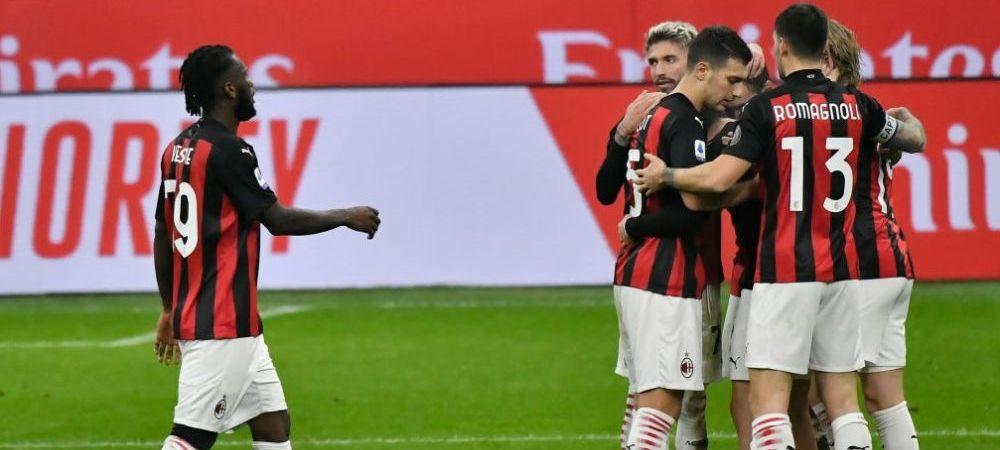AC Milan pregateste o BOMBA pentru piata transferurilor! Fotbalistul care i-a dat 3 goluri lui Tatarusanu, dorit langa Ibrahimovic