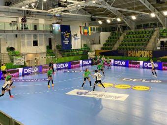 CSM, BATUTA de Ferencvaros! Neagu a marcat 9 goluri si CSM a avut victoria in mana, dar a cedat la 4 goluri! AICI clasamentul
