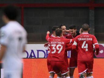 Rezultat SOCANT in meciul dintre Crawley, echipa din liga a 4-a, si Leeds! S-a terminat 3-0 si echipa nebunului Bielsa e OUT in turul 3