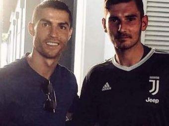 "A plecat de langa Ronaldo ca sa joace in Liga 1! ""Aveam contractul cu Juventus pe masa, trebuia doar sa-l semnez!"" Unde va juca Branescu"
