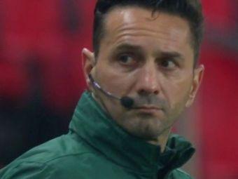 Inca o problema pentru Sebastian Coltescu! Arbitrul a fost depistat pozitiv cu Covid-19! Anunt de ultima ora