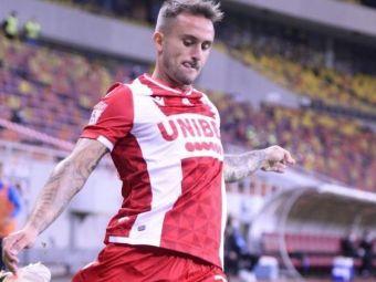 """ULTIMA ORA   Prima reactie a lui Aleix Garcia dupa ce s-a despartit de Dinamo! """"Mi-as fi dorit ca sezonul sa fi decurs diferit!"""" Ce mesaj are pentru fanii echipei"""