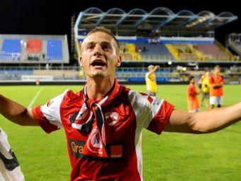ANUNT OFICIAL | Torje a fost prezentat la noua echipa! Cu cine a semnat fostul jucator de la Dinamo
