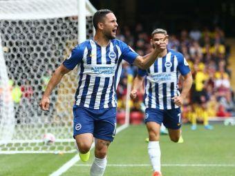 """Florin Andone, aproape de revenirea in Premier League! Antrenorul lui Brighton a spus cand il asteapta pe teren: """"Progreseaza excelent!"""""""