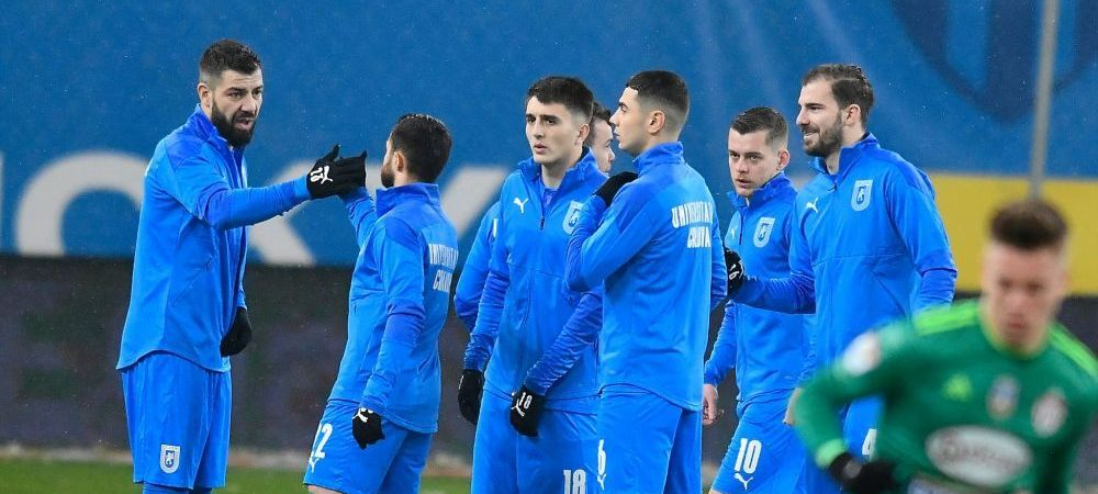 """Sorin Cartu, REVOLTAT! """"Frate, am vazut si eu stadioane in strainatate!"""" Craiova a jucat pe teren propriu, dar se considera DEZAVANTAJATA: """"N-am inteles un lucru. De unde a venit masinuta?"""""""