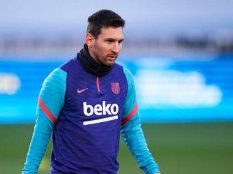 Messi nu va juca in meciul cu Real Sociedad! Ce probleme acuza starul argentinian