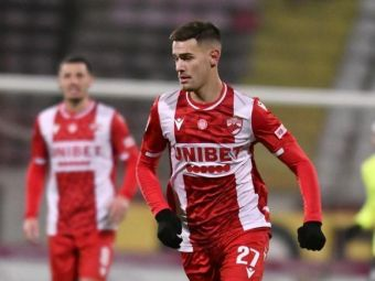 ULTIMA ORA! Dinamo risca sa piarda o intreaga echipa! Ricardo Grigore este aproape de a se transfera la o rivala din Liga 1