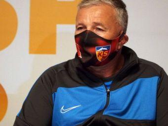 Prima lovitura data de Petrescu!Titularul de la CFR Cluj care ar fi ajuns la o intelegere cu Kayserispor