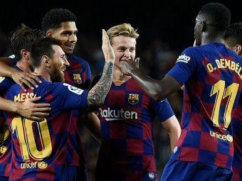 Barcelona, ironica la adresa celor de la Real Madrid dupa eliminarea din Supercupa Spaniei! Ce au postat catalanii