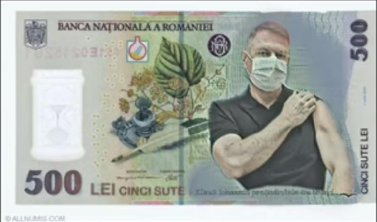 """""""Brandu' de tara!"""" :)) Cele mai tari glume aparute pe net dupa ce Iohannis a facut senzatie cu fizicul sau la vaccinare"""