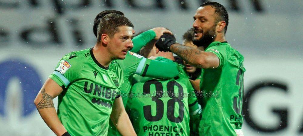 Fabbrini si-a prelungit contractul! Achim si 'Jacuzzi' Gueye au renuntat si ei la bani ca sa ramana la Dinamo