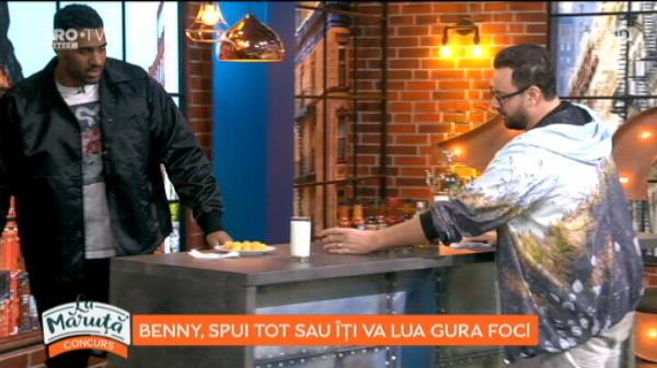 """""""Velea, iarta-ma!"""" Benny, momente INCREDIBILE in direct la PRO TV! A fost la un pas sa izbucneasca in lacrimi: """"Pe Antonia o aleg!"""" Ce a putut sa spuna"""