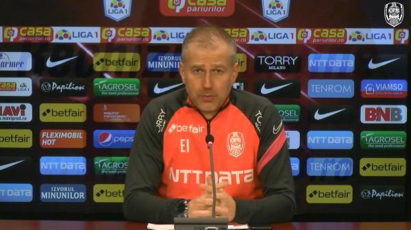 """Raspunsul TRANSANT al lui Iordanescu in cazul plecarii lui Djokovic in Turcia: """"Nu sunt pregatit sa pierd niciun jucator!"""" Ce spune despre duelul cu Sepsi"""