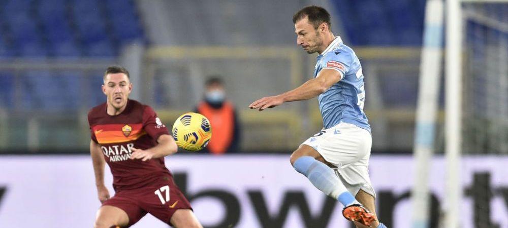 Roma nici NU A EXISTAT in derby-ul cu Lazio! Spectacol facut de Immobile si Luis Alberto