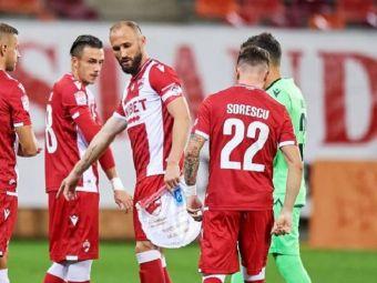 Alti 5 fotbalisti vor sa scape de Dinamo! Cine sunt jucatorii care au depus memorii si isi cer banii