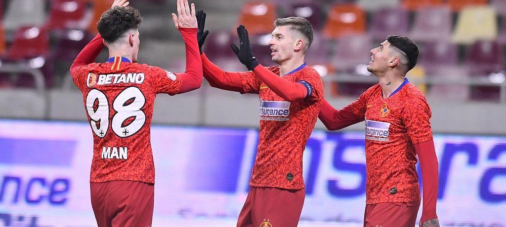 """""""FCSB se intoarce la ce a fost Steaua din care a rasarit!"""" Ce atuuri are echipa lui Gigi Becali in lupta pentru titlu"""