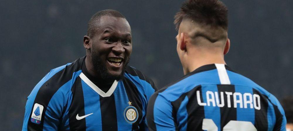 STARURILE de la Inter, in aceeasi situatie ca jucatorii lui Dinamo! Lukaku si Lautaro Martinez sunt neplatiti de luni de zile