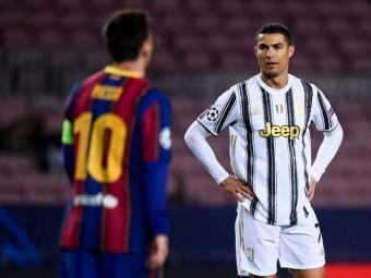 """""""Cristiano se intelege bine cu toti jucatorii din vestiar!"""" Atac DUR la adresa lui Leo Messi! Fostul coechipier a dat verdictul"""